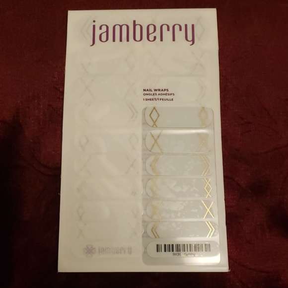 Jamberry Other - Jamberry Nail Wraps- Gatsby